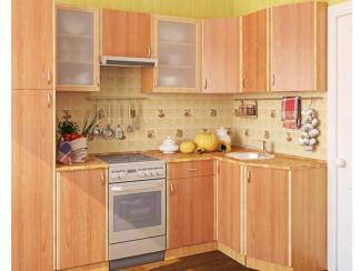Кухонный гарнитур угловой Вишня