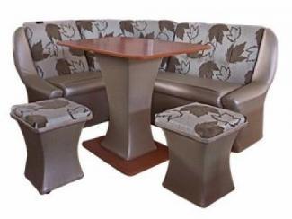 Кухонный уголок «Обеденная зона 1» - Мебельная фабрика «ИнтерСиб»