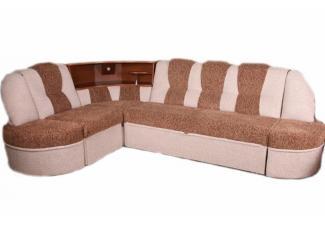 Угловой диван Уют с баром - Мебельная фабрика «Ваш стиль»