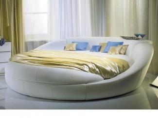 Круглая кровать Кровать Letto Rotondo 03 - Мебельная фабрика «Галерея Мебели GM»