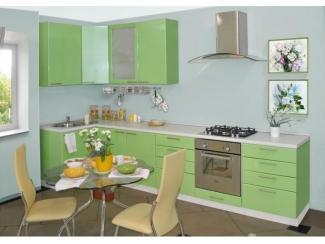 Угловая кухня Орхидея - Мебельная фабрика «Виктория»