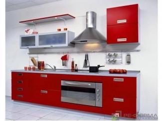 Прямая кухня Модерн 003 - Изготовление мебели на заказ «Ре-Форма»