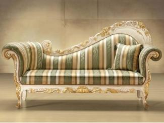 Стильный прямой диван Amalfi - Импортёр мебели «Spazio Casa»