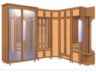 Прихожая Ретро ЛДСП - Мебельная фабрика «Гамма-мебель»