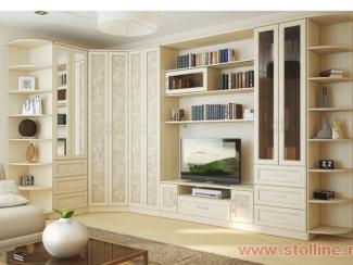Гостиная стенка  София - Мебельная фабрика «Столлайн»