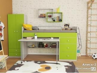 Детская Алиса 2  - Мебельная фабрика «Центурион 99» г. Пенза