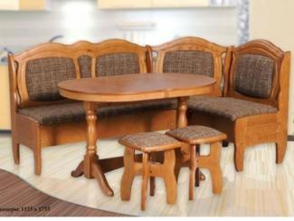 Кухонный уголок Трапеза М Престиж - Импортёр мебели «Азия мебель (Китай)»