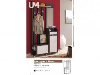 Прихожая Виктория 1 Люкс - Мебельная фабрика «Пассаж плюс», г. Волгодонск