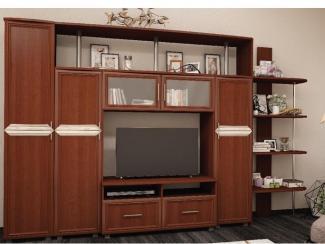 Гостиная Люкс 6 - Мебельная фабрика «Кухни Заречного»