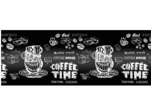 Фартук кухонный из пластика Кофе Тайм - Оптовый поставщик комплектующих «ФАРН-ДВС»