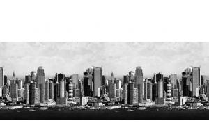 Фартук кухонный из пластика Мегаполис - Оптовый поставщик комплектующих «ФАРН-ДВС»