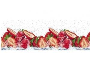 Фартук кухонный из пластика Вкус лета - Оптовый поставщик комплектующих «ФАРН-ДВС»