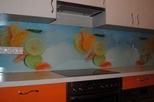 Фартук кухонный из стекла с фотопечатью 3 - Оптовый поставщик комплектующих «СтекКо-НН»