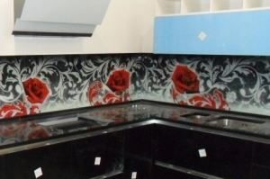 Фартук кухонный из стекла с фотопечатью Карабатово - Оптовый поставщик комплектующих «СтекКо-НН»
