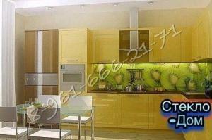 Фартук кухонный стеклянный 007 - Оптовый поставщик комплектующих «Стеклодом»