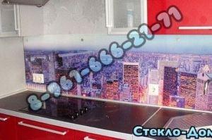 Фартук кухонный стеклянный 009 - Оптовый поставщик комплектующих «Стеклодом»