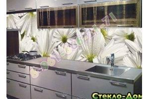 Фартук кухонный стеклянный 011 - Оптовый поставщик комплектующих «Стеклодом»