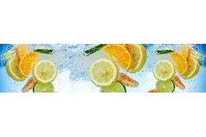 Фартук кухонный стеклянный 0129-13 - Оптовый поставщик комплектующих «Глобал»