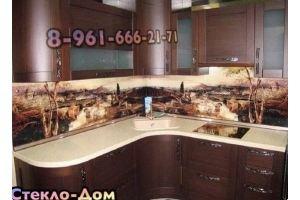 Фартук кухонный стеклянный 013 - Оптовый поставщик комплектующих «Стеклодом»