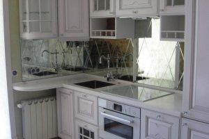 Фартук кухонный стеклянный 019 - Оптовый поставщик комплектующих «Премиум Стекло»