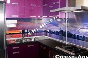 Фартук кухонный стеклянный 021 - Оптовый поставщик комплектующих «Стеклодом»