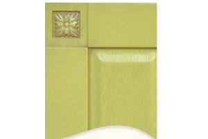 Фасад для кухни Флора - Оптовый поставщик комплектующих «Лотос Юг»