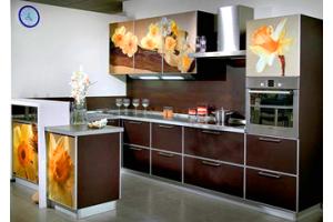 Фасад для кухни с фотопечатью 003 - Оптовый поставщик комплектующих «El Cristal»