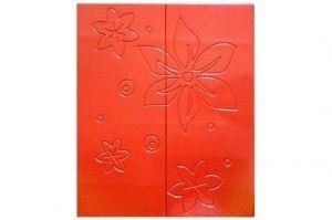 Фасад фрезеровка в стиле модерн Панно Цветы - Оптовый поставщик комплектующих «Цвет Мебели»
