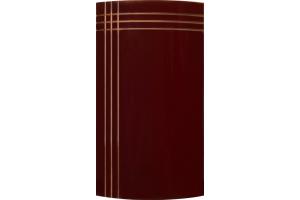 Фасад гнутый Трио патина золото - Оптовый поставщик комплектующих «АРТиКА»