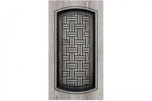 Фасад МДФ Патинированный Двойное рондо плетенка 90 - Оптовый поставщик комплектующих «KomplektTechnology»