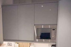 Фасад мебельный для кухни 23 - Оптовый поставщик комплектующих «Николаевские фасады»