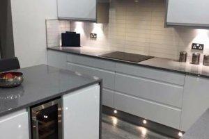 Фасад мебельный для кухни 9 - Оптовый поставщик комплектующих «Николаевские фасады»