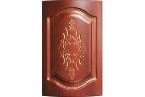 Фасад мебельный Фламенко патина золото - Оптовый поставщик комплектующих «АРТиКА»