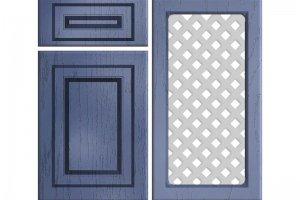Фасад мебельный Фрея - Оптовый поставщик комплектующих «Зауральские Фасады»