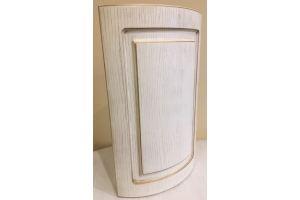 Фасад мебельный гнутый 002 - Оптовый поставщик комплектующих «АВАЛОН»