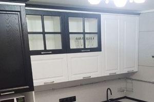 Фасад мебельный Графит и Айс - Оптовый поставщик комплектующих «Мебель-Пласт»