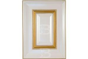 Фасад мебельный Инфинити с золотом - Оптовый поставщик комплектующих «BeautyDec»
