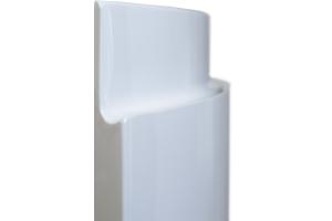 Фасад мебельный Интегра выпуклый - Оптовый поставщик комплектующих «Пластик Акрил»