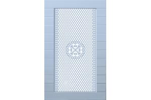 Фасад мебельный Лейн тип 1 с решеткой - Оптовый поставщик комплектующих «Пластик Акрил»
