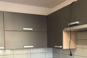 Фасад мебельный Суперматовый графит - Оптовый поставщик комплектующих «Мебель-Пласт»