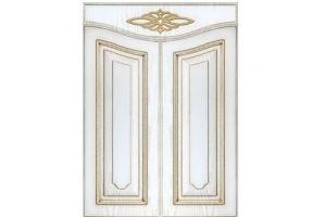 Фасад мебельный Тройка-дуга - Оптовый поставщик комплектующих «Томские мебельные фасады»