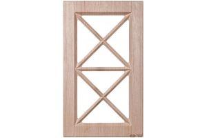 Фасад мебельный витрина диагональ - Оптовый поставщик комплектующих «Ваш День»