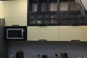 Фасад мебельный Зебра - Оптовый поставщик комплектующих «Мебель-Пласт»