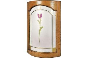 Фасад под стекло полукруглый Монтана - Оптовый поставщик комплектующих «Русста»