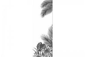 Фасад с пескоструйным рисунком 13-6 - Оптовый поставщик комплектующих «Doksal-Ижевск»