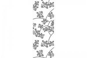 Фасад с пескоструйным рисунком 32-10 - Оптовый поставщик комплектующих «Doksal-Ижевск»