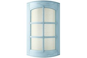 Фасад со стеклом полукруглый Сиена - Оптовый поставщик комплектующих «Русста»