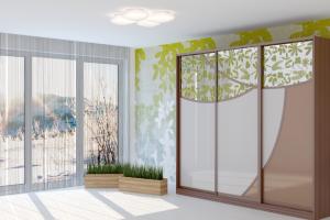 Фасад стеклянный с фотопечатью - Оптовый поставщик комплектующих «Doksal-Ижевск»