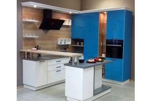 Кухня Фасад UV-лак - Мебельная фабрика «Мебелькомплект»