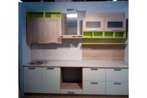 Кухня прямая - Мебельная фабрика «Мебелькомплект»